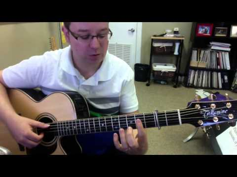 Gone Gone Gone by Phillips Phillips Guitar lesson