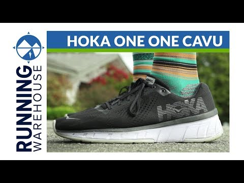 97cca359ec Hoka One One Cavu Shoe Review - YouTube
