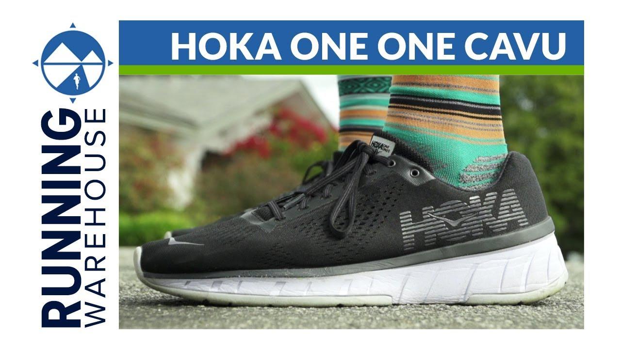 the best attitude dbce8 e3feb Hoka One One Cavu Shoe Review