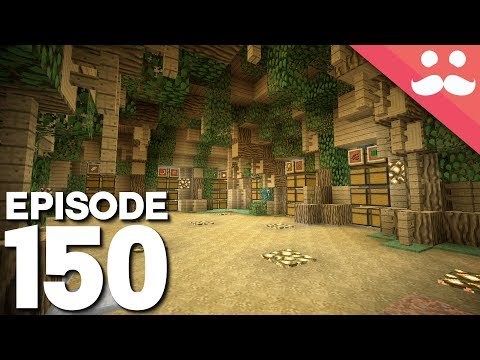 Hermitcraft 5: Episode 150 - Shoulda Done...