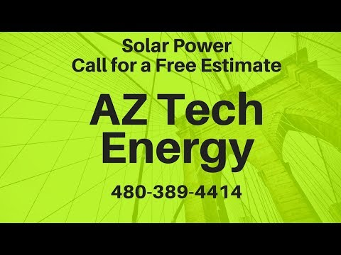 Best Residential Commercial Portable Renewable Solar Power Energy System Mesa AZ