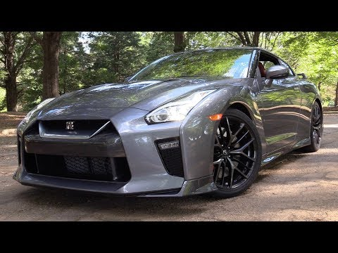 2017 Nissan GT-R Premium: Start Up, Test Drive & In Depth Review