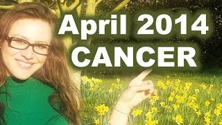 CANCER APRIL 2014 with Astrolada