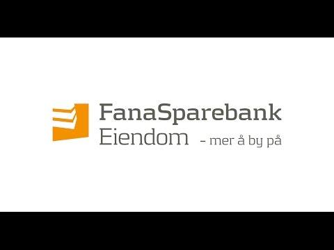 Fana Sparebank Eiendom - mer å by på