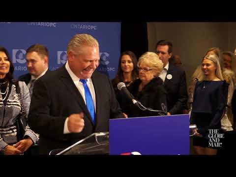 Doug Ford rides populist wave to win Ontario Progressive Conservative leadership