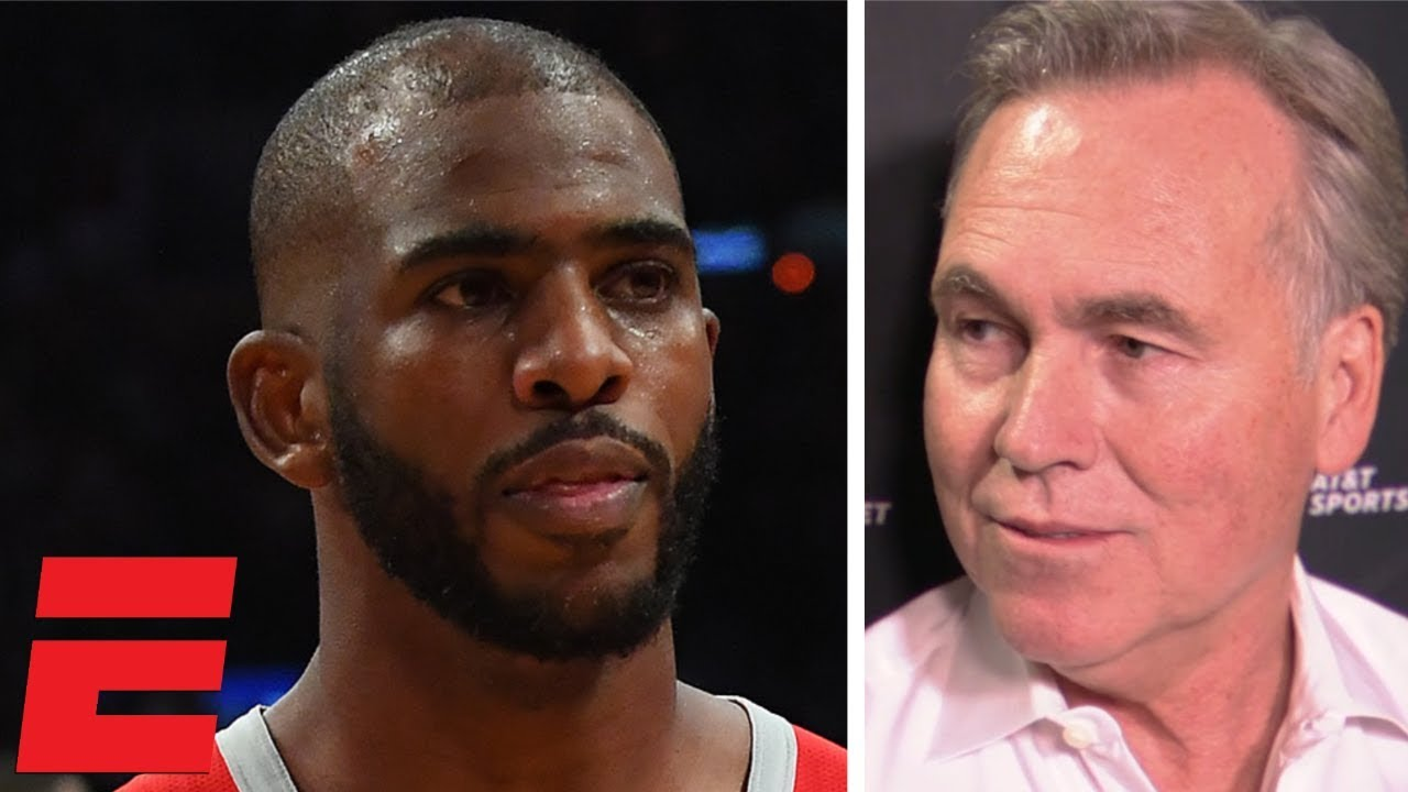 Chris Paul suspended 3 games for fight vs Rajon Rondo, Lakers - Mike D'Antoni reacts | NBA Interview