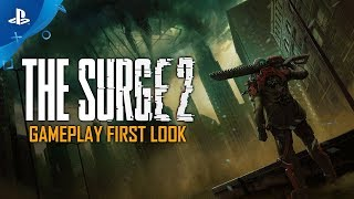 The Surge 2 - Gamescom 2018: Gameplay First Look | PS4