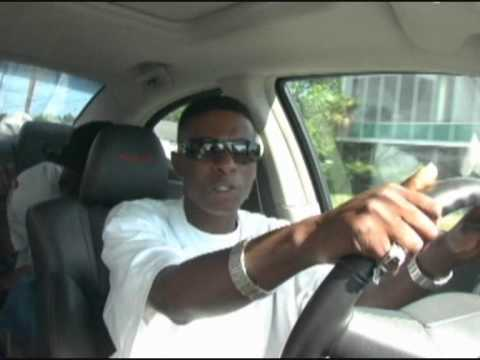 LIL BOOSIE FREESTYLE WHILE DRIVING