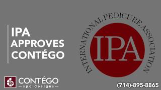 IPA Approved Contego Spa Chairs!