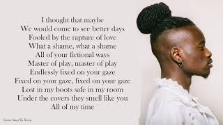 Cover images KWAYE - Lost In My Boots | Lyrics Songs