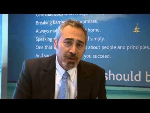 Tirad Mahmoud, CEO, Abu Dhabi Islamic Bank