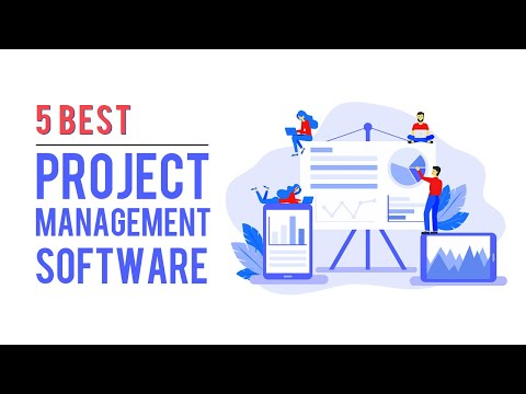 5 Best Project Management Software - Project Management Tools For Small Business (2020)
