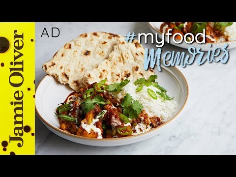 Ultimate Veggie Curry | Chetna Makan | #MyFoodMemories | AD