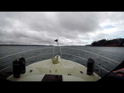 GH to Oro Bay Time Lapse
