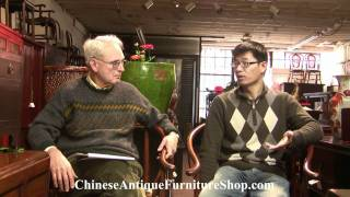 Two Recent Trends In Chinese Antique Furniture