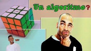 🇻🇪 Como armar el cubo de rubik 3x3  con 1 solo algoritmo 🇻🇪