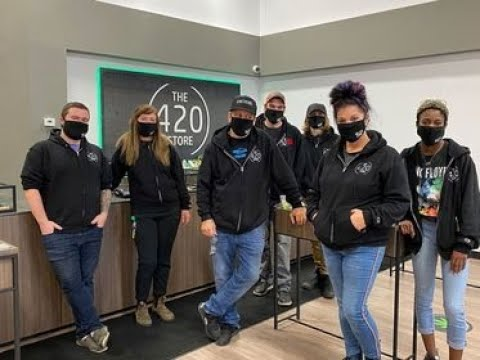 Download First legal retail cannabis store in Kawartha Lakes is now open.