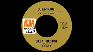Billy Preston ~ Outa Space 1971 Funky Purrfection Version