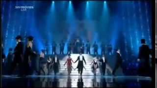Beyonce singing sustained C#5s and hit F5 at 81st Academy Awards