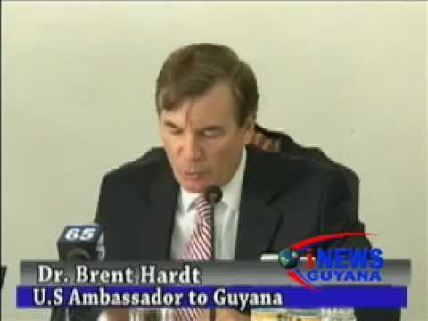 The United States is looking to increase its military cooperation with Guyana. February 28, 2012