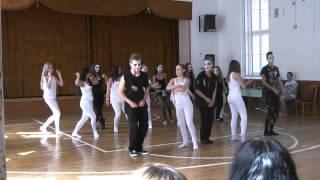AJTP Művészeti Fesztivál - Pécs 2015, Türr - Difference csoportos tánc