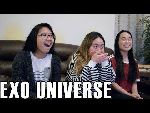 EXO (엑소)- Universe (Reaction...