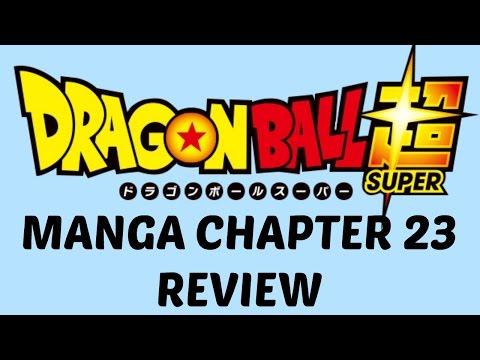Zamasu vs Vegito Blue ~ Dragon Ball Super Ch 23