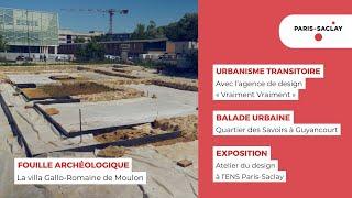 Paris-Saclay TV – Juin 2021