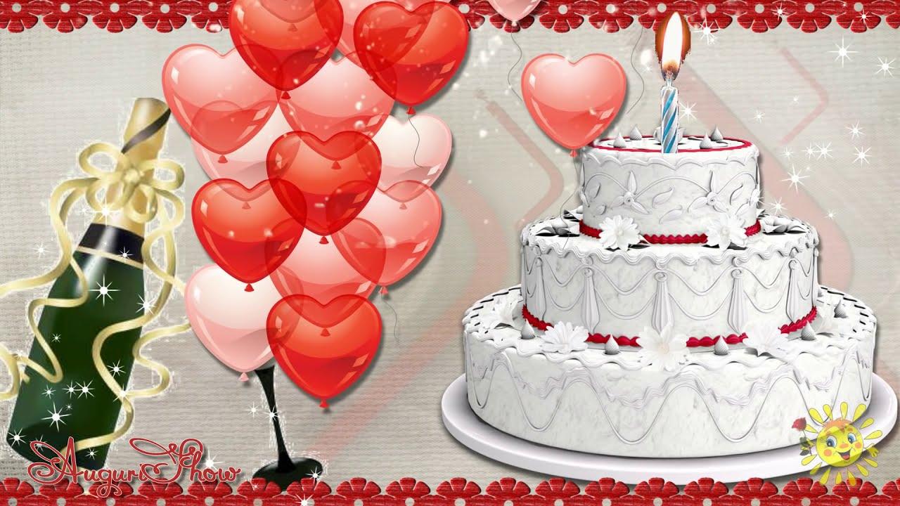Estremamente Buon Compleanno,Amica Mia! ✿ღڪےღڰۣ ✿ ❤ - YouTube NU13