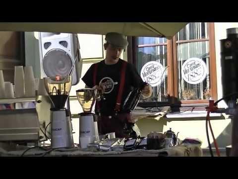 Mały Festiwal Kawy - wypalanie kawy oraz degustacja espresso