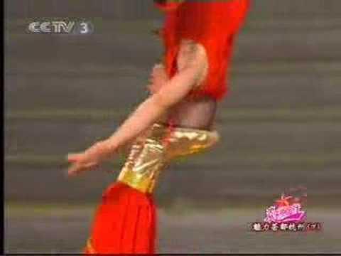 Chinese Circus Act