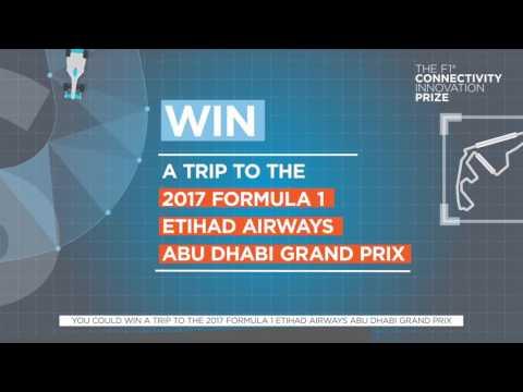 F1® Connectivity Innovation Prize 2017: Challenge 2