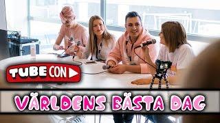 Tubecon + Party i Halmstad | vlogg