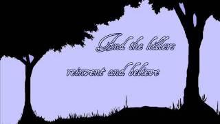 Damien Rice & Lisa Hannigan - Rootless Tree_Lyrics