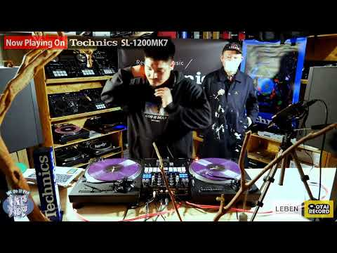 Technics Presents We Do It For Hip Hop powered by OTAIRECORD