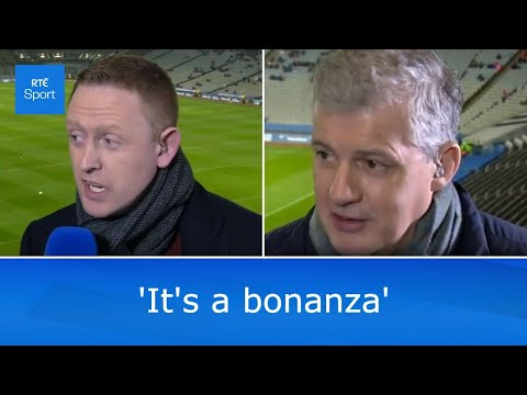 """""""It's a bonanza"""" 