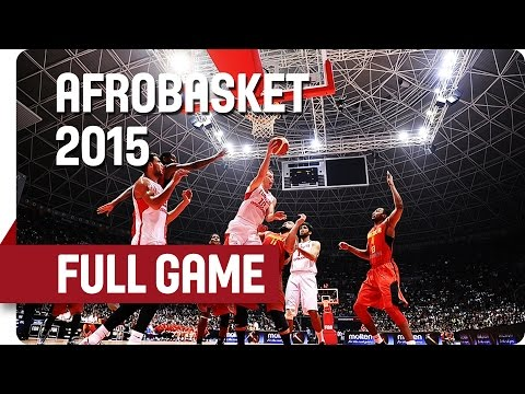 Tunisia v Angola - Semi-Final - Full Game - AfroBasket 2015