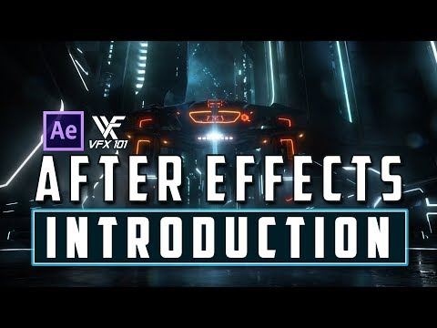Introduction to After Effects: Tutorial for Beginners | HINDI - URDU |