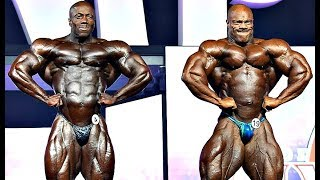 Why did Shawn Beat Phil? Was it just abs? (Pose for Pose Analysis)