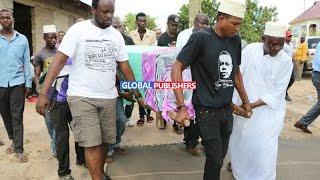 Kifo cha Dogo Mfaume, Hakika ni Simanzi na Majonzi