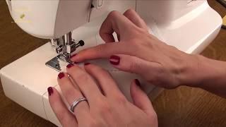 CONSEILS D'UNE PRO: Apprendre facilement manipuler le tissu pour faire les lignes droites, parallèles, les courbes, les arrondis, les angles à la machine.