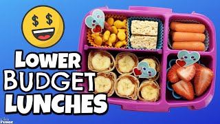 Making YOUR Budget Lunch Ideas 🍎 Bunches Of Lunches