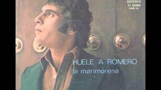 El Turronero-Huele a romero (Bulerias a Curro Romero)