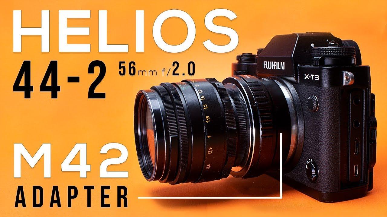 Fuji X T3 Vintage Lens Review Helios 44 2