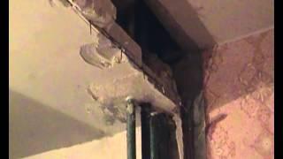 1. ДЕМОНТАЖ гипсолитовой кабины\ сантехнической  кабины\демонтаж стен в ванной\(, 2014-10-12T20:02:17.000Z)