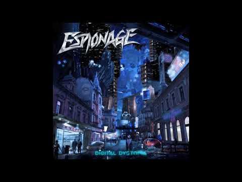 Espionage - Digital Dystopia (2018)