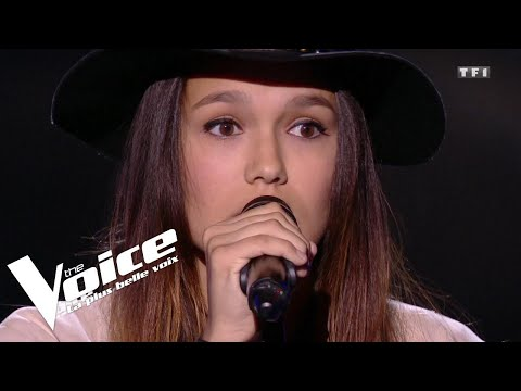 Serge Gainsbourg - Je suis venu te dire que je m'en vais | Laureen | The Voice 2019 | Blind... Mp3