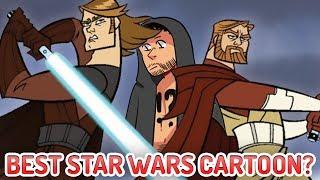 Star Wars: Clone Wars 2003 - The BEST Star Wars Cartoon?