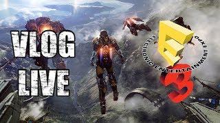 Vlog LIVE - Omówienie E3 2018 #1