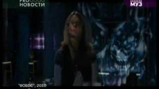 Алексей Воробьёв Съёмки клипа на саундтрек к фильму Фобос